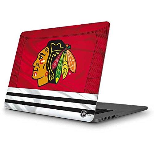 NHL Chicago Blackhawks MacBook Pro 13 (2013-15 Retina Display) Skin - Blackhawks Red Stripes Vinyl Decal Skin For Your MacBook Pro 13 (2013-15 Retina Display)