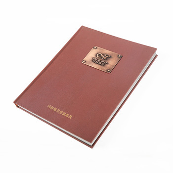 Wholesale Custom Luxury Hardcover Book Printing Chinese English Board Cover Dictionary Book