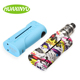 2018 New Products Colorful 90W Single 18650 Battery Vapor Storm Eco Kit E Cigarette