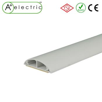 Cable Trunking 50x12 Floor Type (cable Channel)-(wiring Duct) Ce,Rohs,Iso on