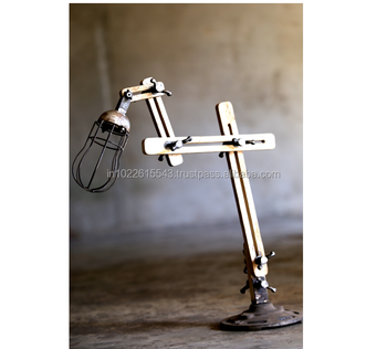 Rustic Wrought Iron Table Lamps.Industrial Adjustable Metal Wood Table Lamp Vintage Rustic Wood Iron Adjustable Table Lamp Buy Antique Metal Table Lamp Wrought Iron Table