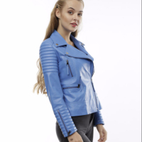 Wholesale Reasonable Price Women Leather Jackets