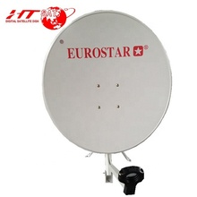 Antenna satellitare ku huatong-/c piatto band antenna
