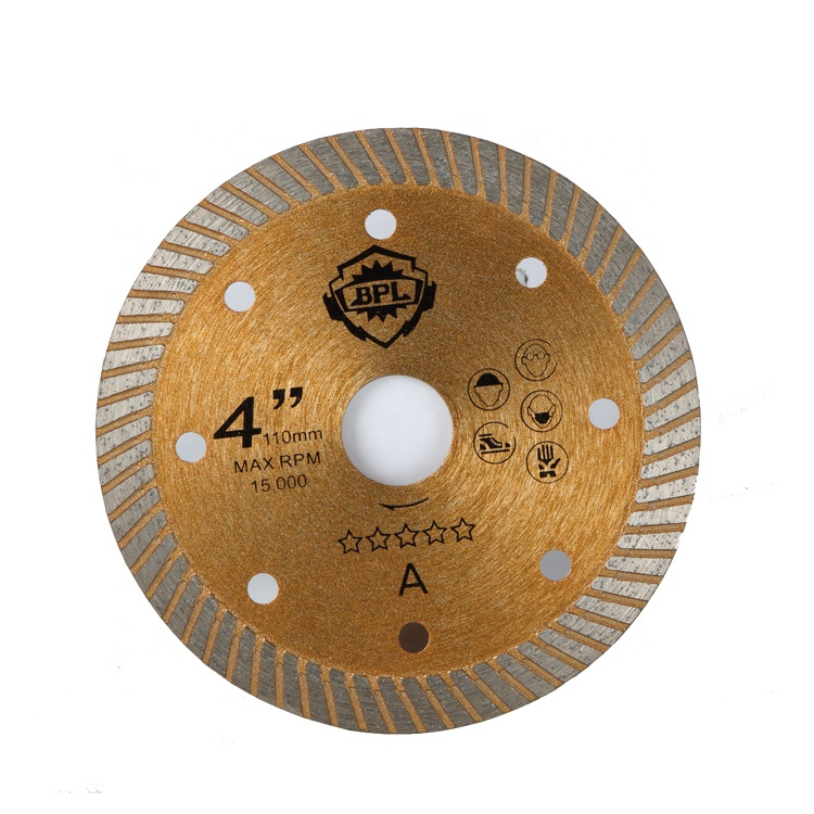 10 inch Diamond Tile Cutting Ceramic Blade Disc