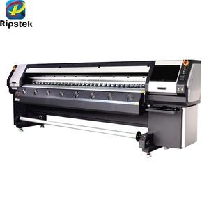 RIPSTEK !!! BOSSRON  WT-3308L with  Konica 512I /30PL  Large format solvent printer /Eco solvent printer, Inkjet printer
