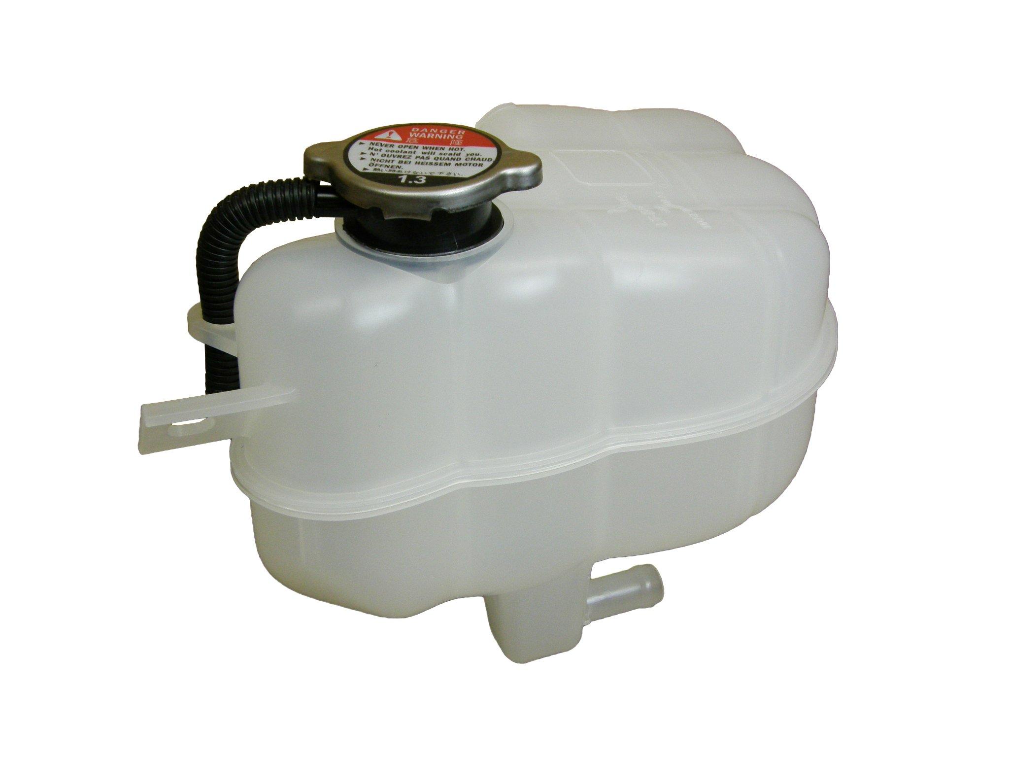Engine Coolant Recovery Tank-Coolant Reservoir Front Dorman 603-218