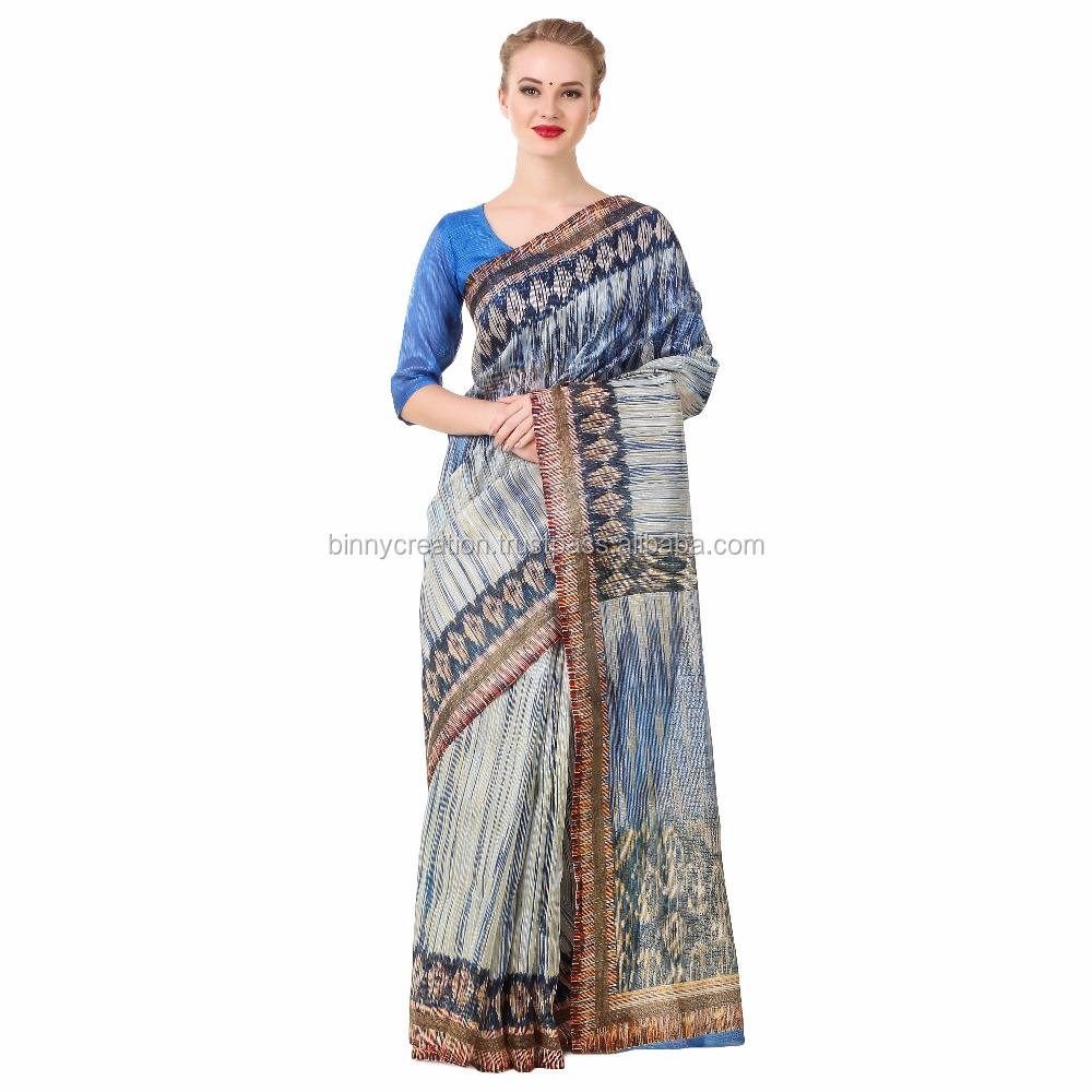 saree wearing patterns