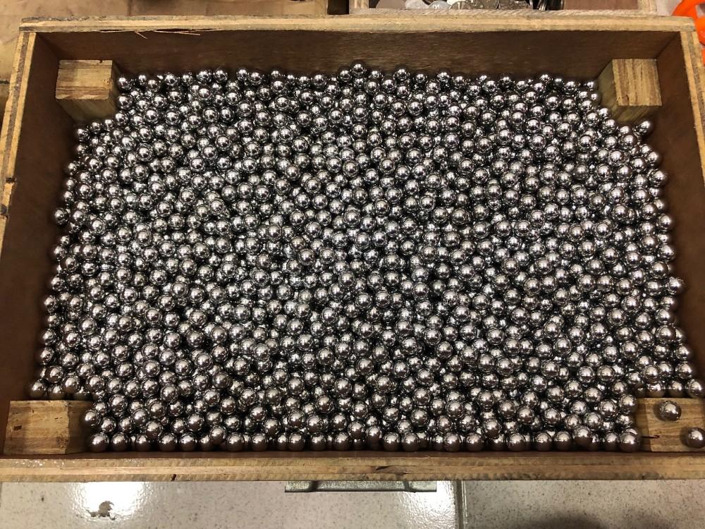 Pachinko Ball Size