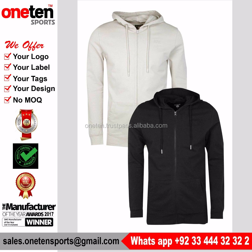 Muscle Fit Zip Through Hoodie, Apparel,Hoodies & Sweatshirts