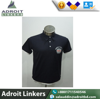 Modieuze goed ontwerp comfortabele Mens Polo Shirt