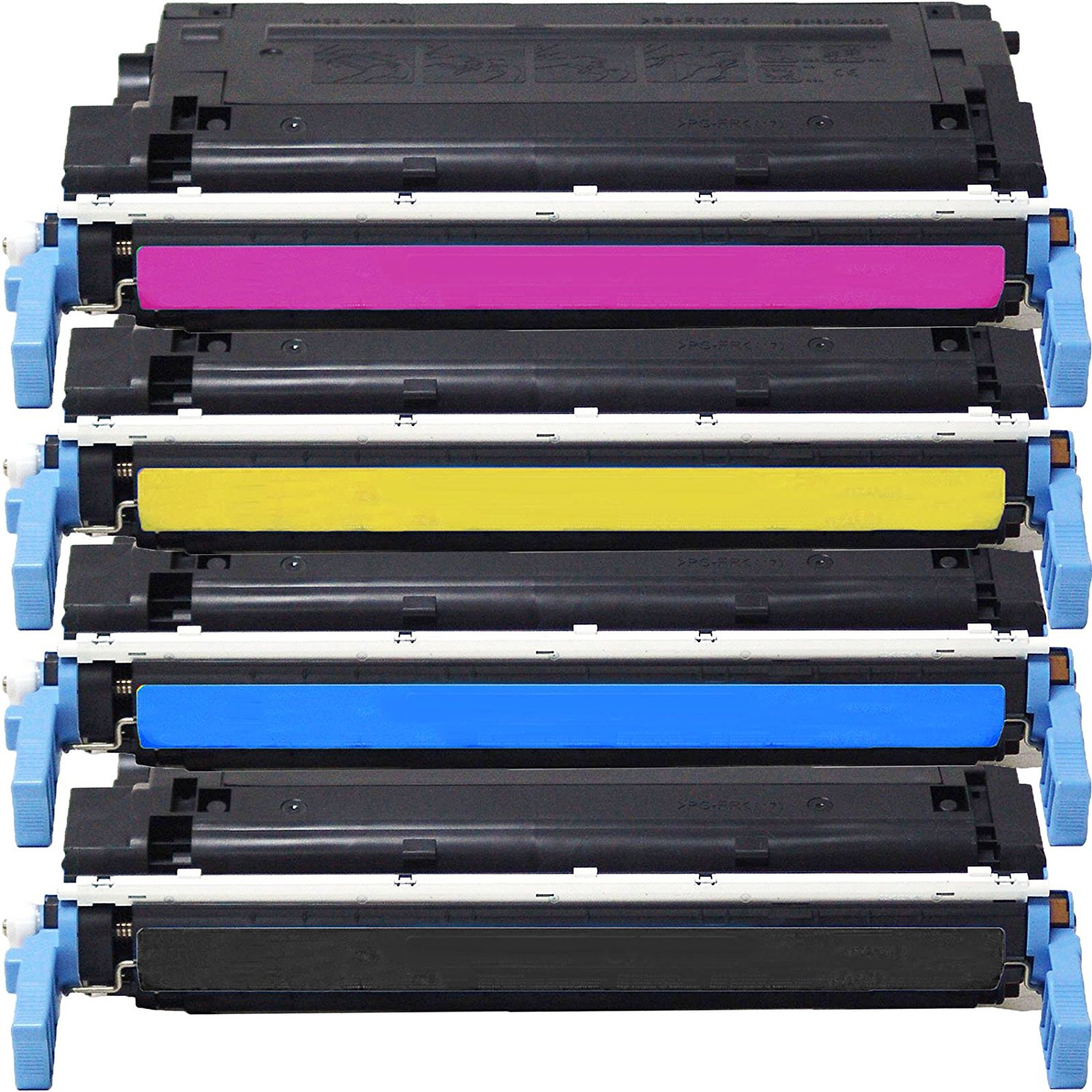 C9721X Toner Eagle Re-Manufactured 4-Color Jumbo Toner Cartridge Compatible with HP Color Laserjet 4600 4600dn 4600dtn 4600hdn 4600n 4610 4610n C9720X C9722X and C9723X.