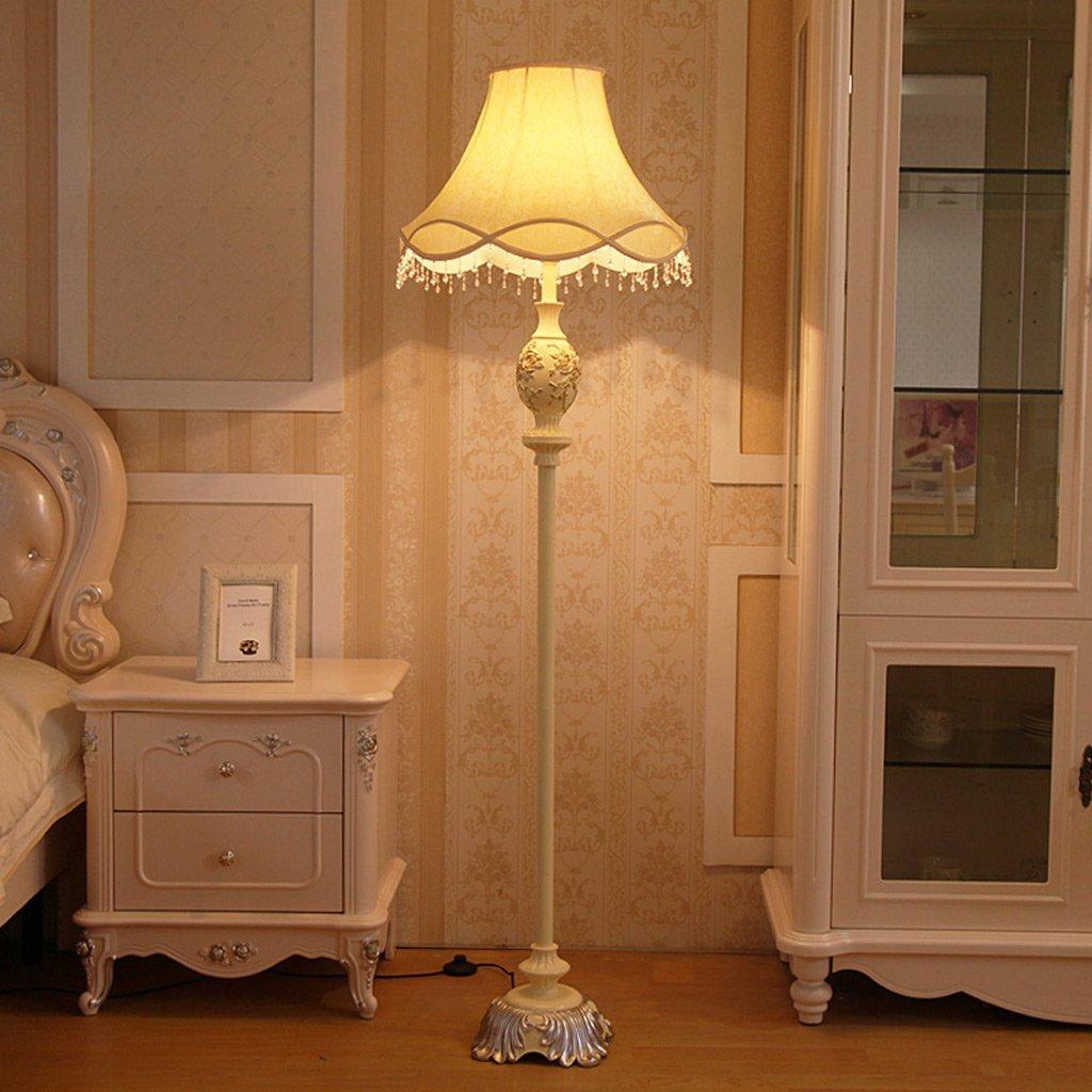 Edge To Floor lamp Bedroom Floor Lamp,modern Fashion Floor Lamp Room Floor Lamp Pastoral Floor Lamp American Floor Lamp Lighting