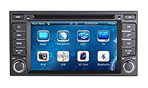 Get Quotations Xttek 6 2 Inch Touch Screen In Dash Car Gps Navigation System For Nissan Livina Frontier Versa