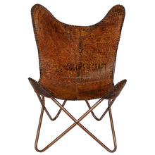 antique design BFK butterfly lounge chair