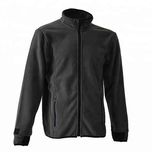 Breathable Uniform Style Winter Workwear Fleece Jackets