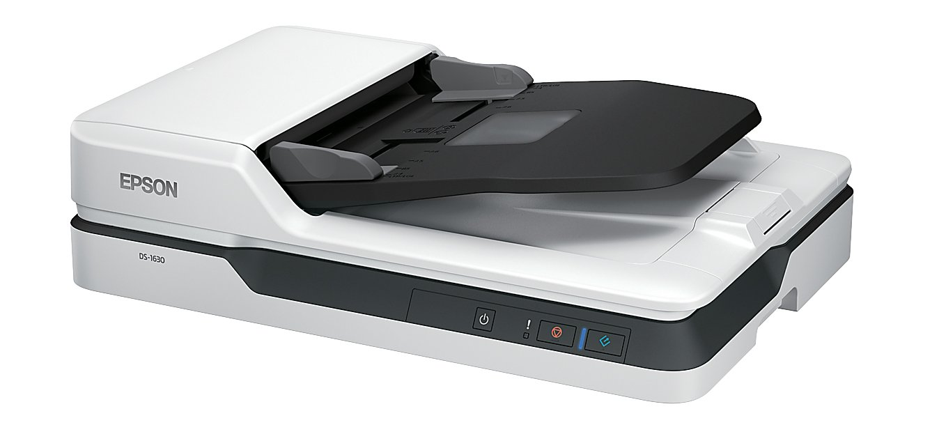 EPSON (Epson) A4 flatbed scanner DS-1630 both sides correspondence ADF
