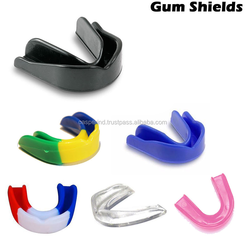 mouth guard gum shield boil bite rugby boxing martial arts football  all sports