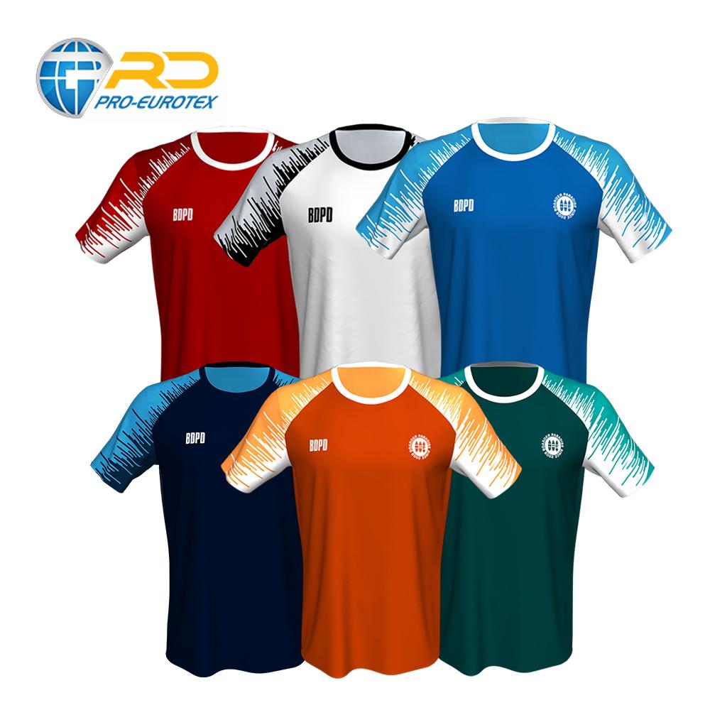 Customized Football Shirt Maker Soccer Jersey