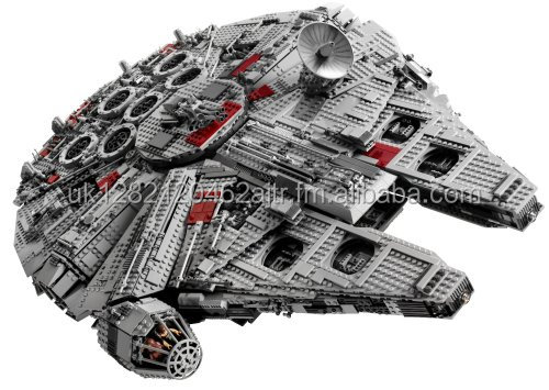 New Arrived Set Ultimate Collector's Millennium Falcon 10179