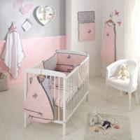 100% cotton baby crib bedding set