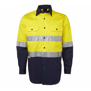 Style 2018 Factory Mens Uniform Workwear shirt - workwear Shirts