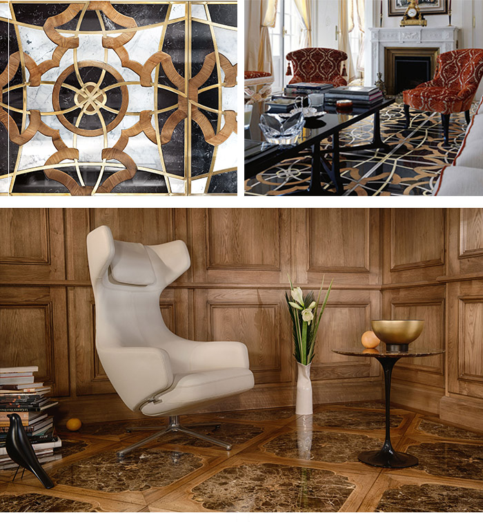 Customized French Parquet Flooring Oak Wood Inlay Italian Marble And Wood Floor Combination Parquet Flooring Buy Parquet Flooring Marble And Wood Floor Combination Wood Floor Product On Alibaba Com