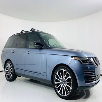 2018 Land Rover Range Rover V8 Supercharged