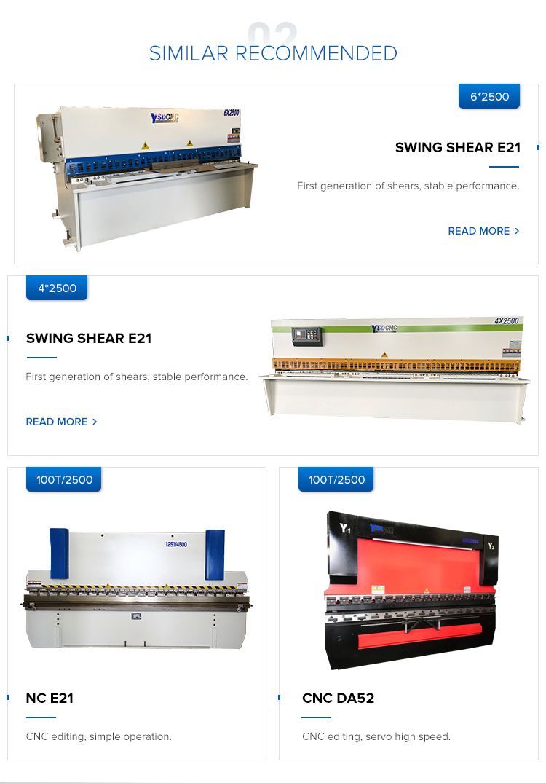 cheap price Servo drive hydraulic automatic cnc press brake bending machine