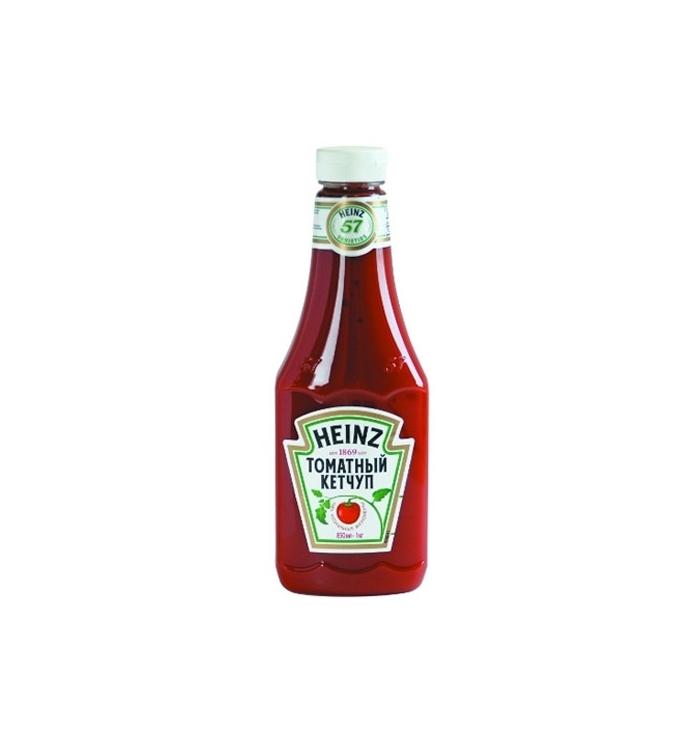 Ketchup Tomato plastic bottle HEINZ