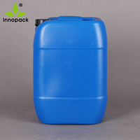 Stackable 20 Liters blue plastic drum/Jerry can