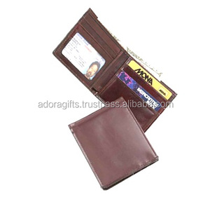 Durable Personalized Mens Good Quality Made In India Leather Wallets