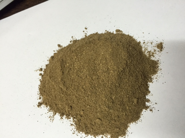 Banana Skin Powder