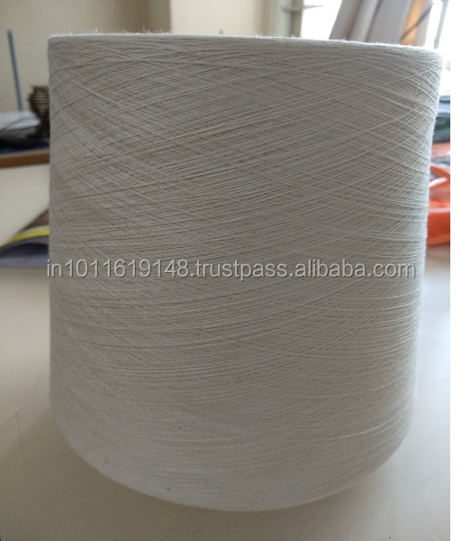 Cotton Combed Gassed Mercerized Yarn