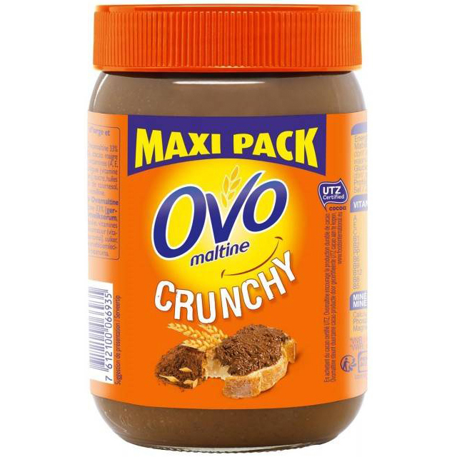 Ovomaltine Crunchy Cream Maxi Pack 660G