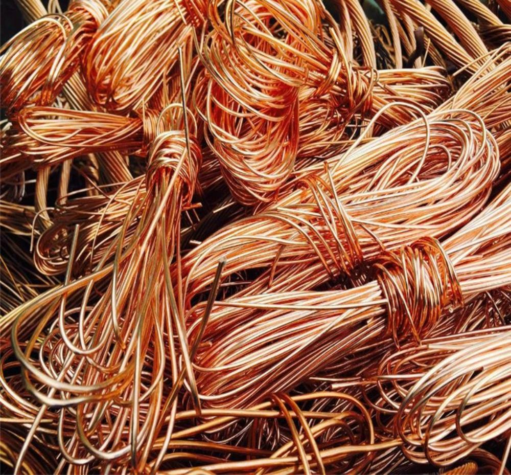 0.6mm-1.6mm Wire Gauge And Cooper Wire Grade Cu Wire Scrap For ...