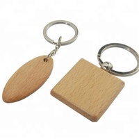 Customized Wooden Key Chain