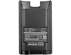 Cameron Sino 2600mAh Li-ion High-Capacity Replacement Batteries for Vertex VX-820, VX-821, VX-824, VX-829, VX-920, VX-921, VX-924, VX-929, VX-900, VX-600, fits Vertex FNB-V86LI