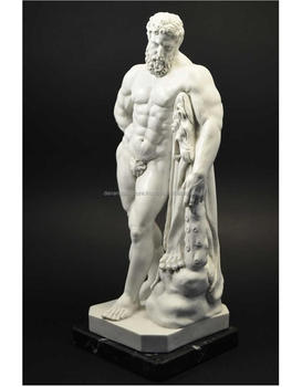 Greek male nude statues quite good