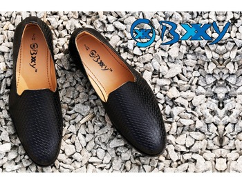 men's casual cum formal slip on dress shoes in good