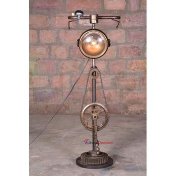 Exporter Supplier Retro Style Vintage Floor Lamp