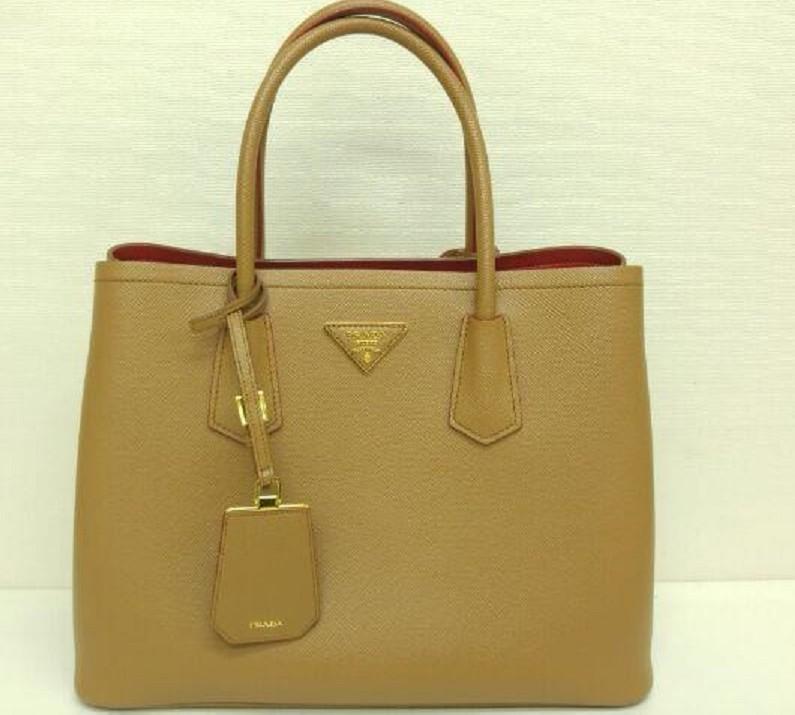 Prada 1bg756 2way Tote Bag Handbags