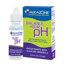 ALKAZONE Balance Your pH Antioxidants with Alkaline Minerals 1.25 oz