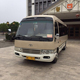2010-2014 year 20-30 Seats Japan Coaster used mini bus for sale in good condition