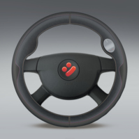 Smart Car Steering Wheel Cover Just Drive