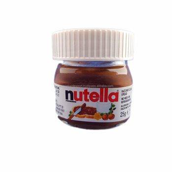 Mini Nutella Jar 25g - Nutellino - Nutella Spread