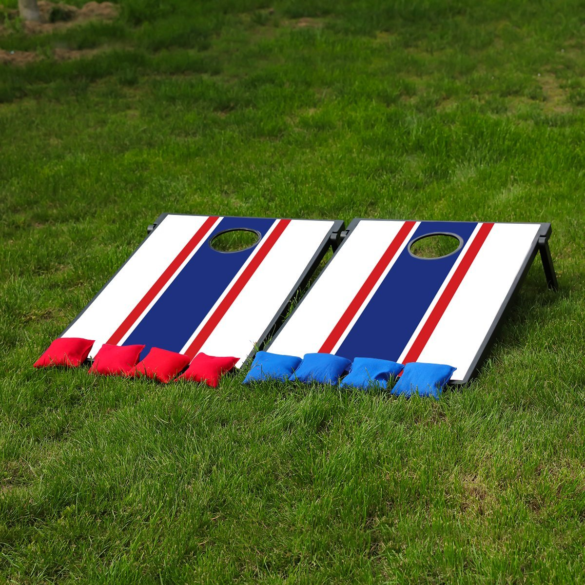 Outstanding Buy Majik Tic Tac Toss Bean Bag Toss Washer Toss Set With Onthecornerstone Fun Painted Chair Ideas Images Onthecornerstoneorg