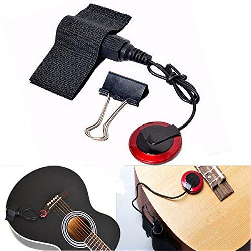 5pkg Guitar Violin Viola Cello Banjo Contact Mic Pickup