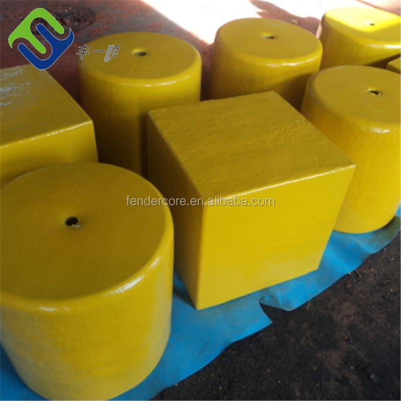 CCS Certificated polyurethane marine buoy fender price