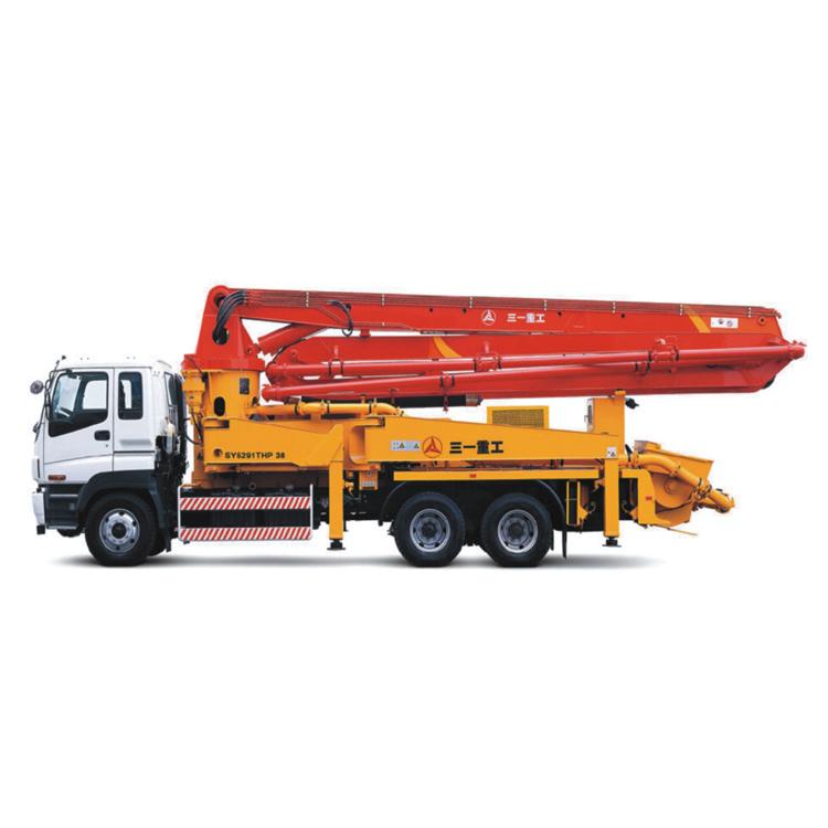 SANY çin yeni beton pompası kamyon 37 m 38 m