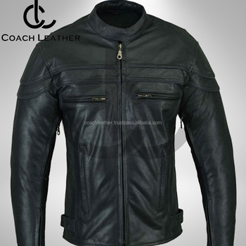 25b7ec26b8c6 Wholesale Men s Motorcycle Very Soft Leather Jacket Made In Sialkot ...